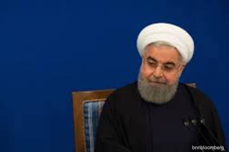 Iran's Rouhani vows response to oil tanker attack