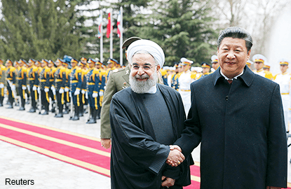 What Xi's Iran trip tells us about China's Middle East plans