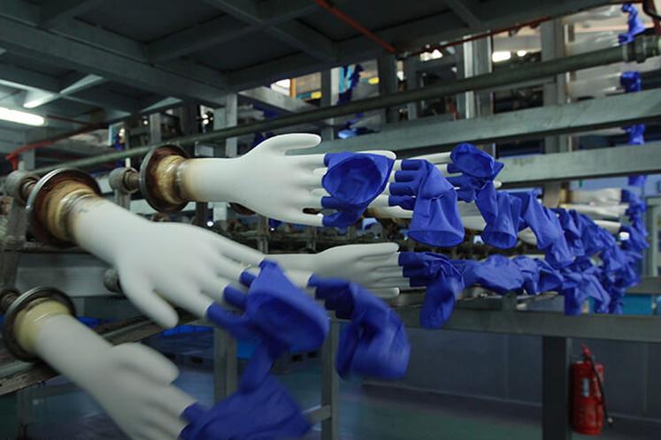 中国证实新型冠状病毒蔓延 手套股应声涨