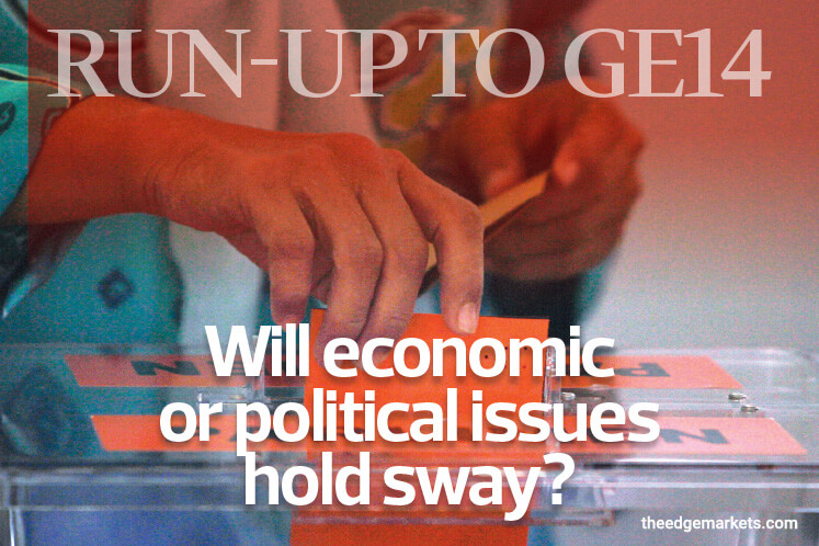 Run-Up to GE14: Will economic or political issues hold sway?