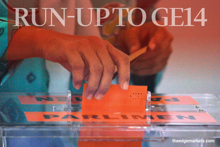 Run-Up to GE14: No telling what will happen at the polls