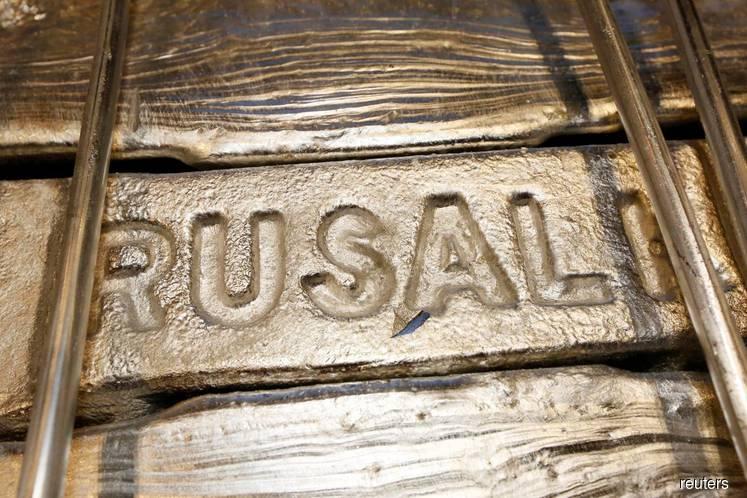 Aluminium falls as U.S. lifts sanctions on Rusal