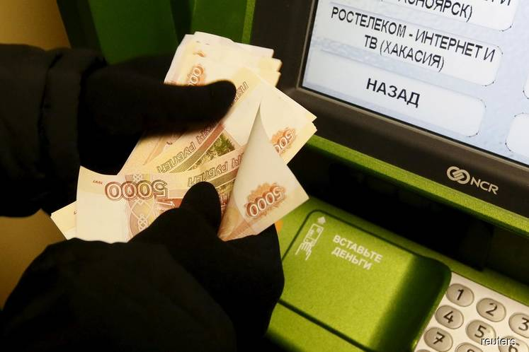 Russia in digital payments push as it limits banknote circulation