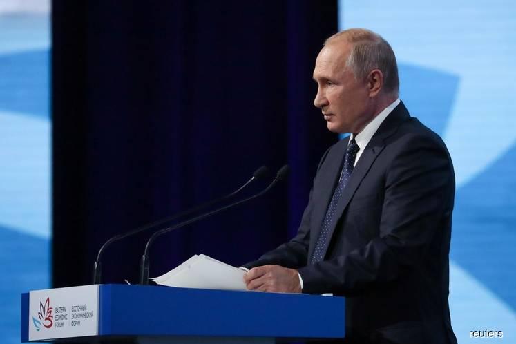 Putin says major Russian prisoner swap with Ukraine is close
