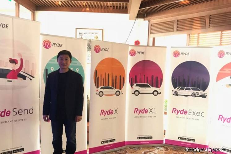 Ryde partners Trans-Cab to form Singapore's second largest driver fleet