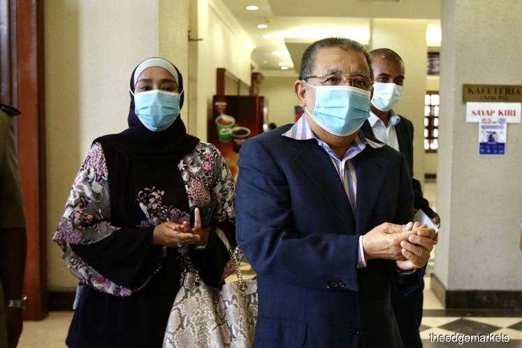 Isa Samad acquitted of CBT charge, ordered to call defence on nine graft charges of receiving RM3.09m