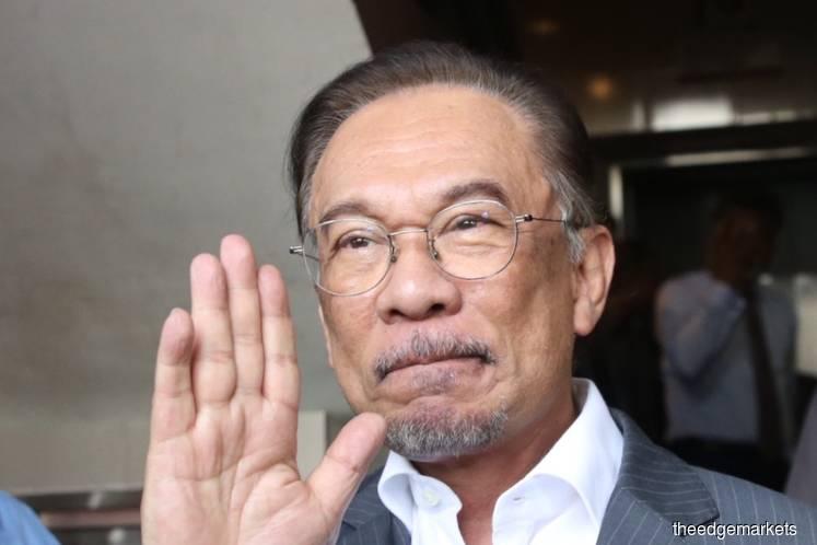 Putra VP files suit to challenge Anwar's pardon