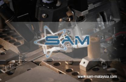 股价大涨 SAM Engineering接UMA