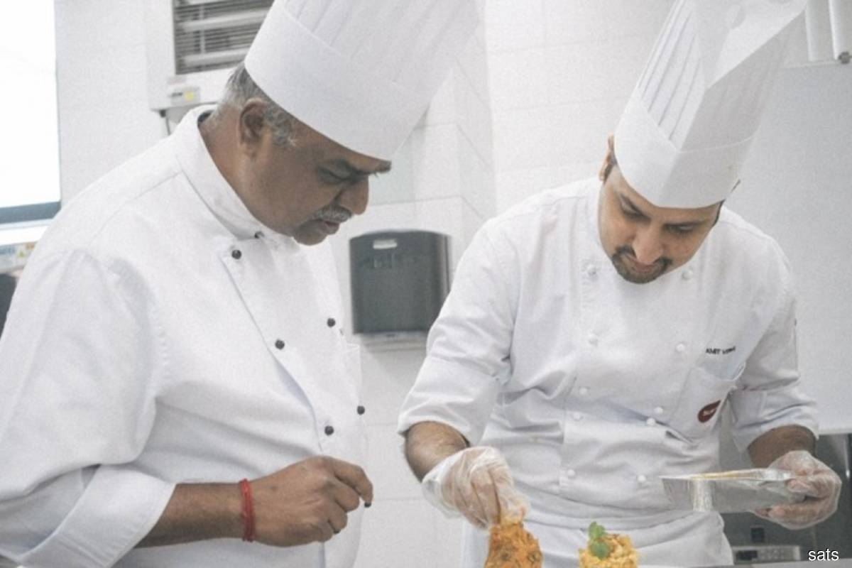 SATS to establish first central kitchen in India for S$37 mil
