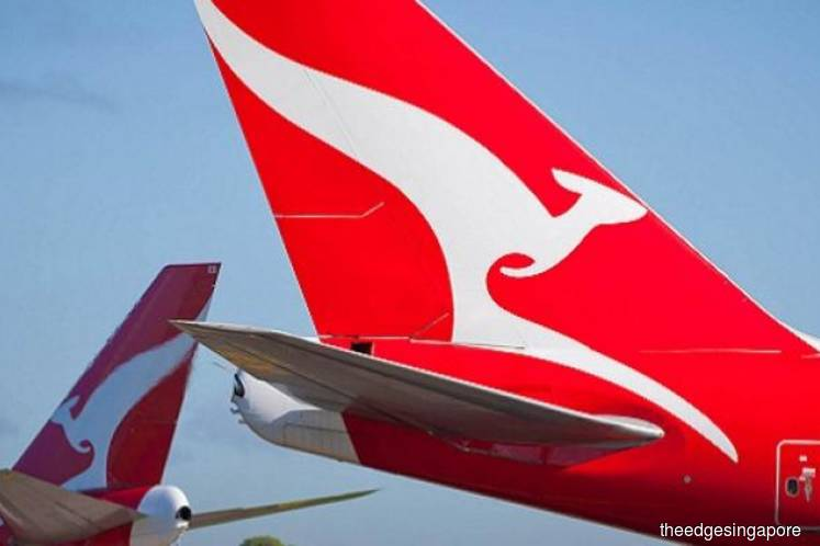 SATS gets a lift from Qantas' return and new contracts