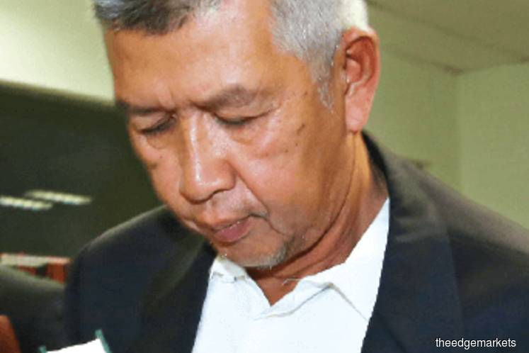Ishak Ismail forks out RM20m in settlement with SC