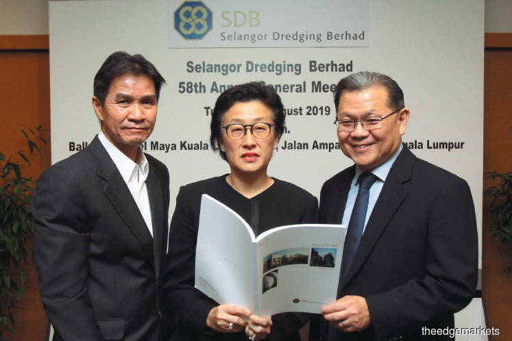 Selangor Dredging to clear inventory of unsold properties