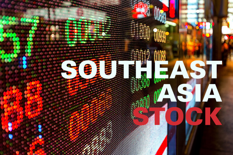 Most SE Asian stocks gain on US stimulus boost, Singapore down on growth outlook cut
