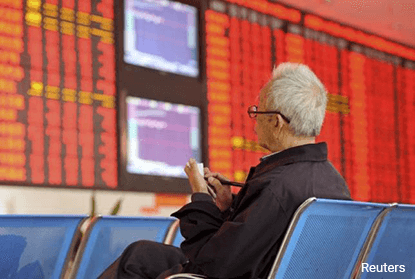 SE Asian stocks fall ahead of Yellen testimony; S'pore down over 1%