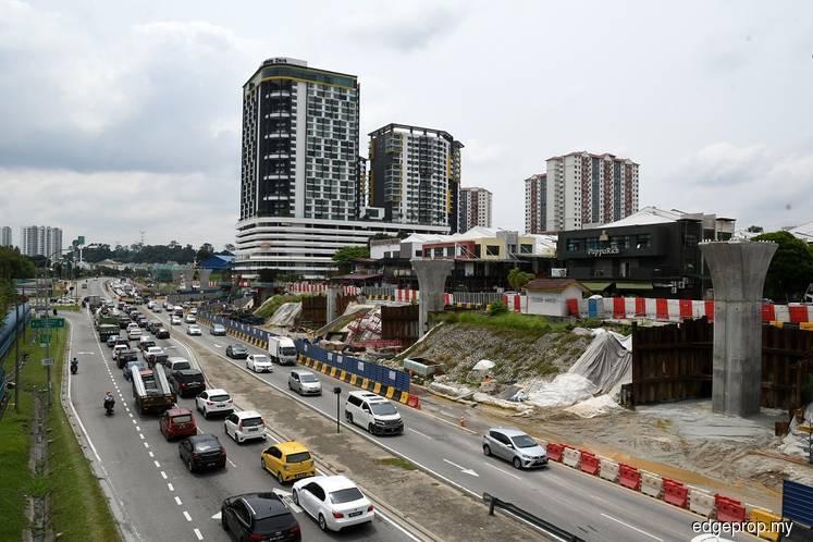 Seri Kembangan, a budding suburb