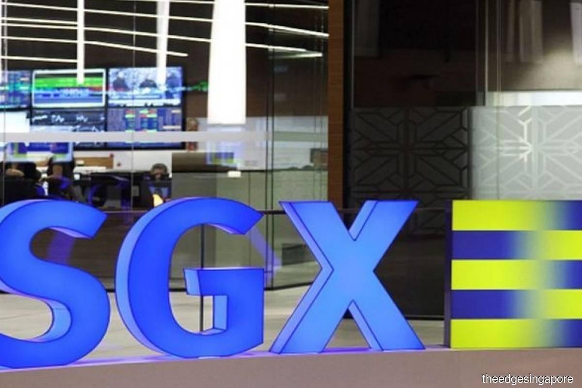 SGX launches world's first green REIT derivative