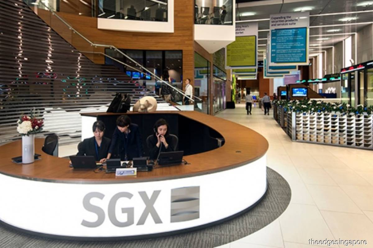 SGX wins yet another award on derivatives business