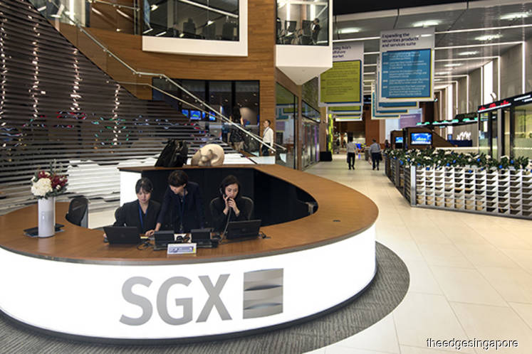 SGX RegCo suspends entry into Financial Watch-List, enhances share issue limit