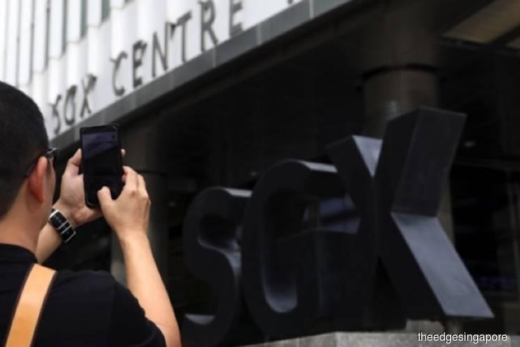 SGX's total market turnover down 5% to S$22 bil in June