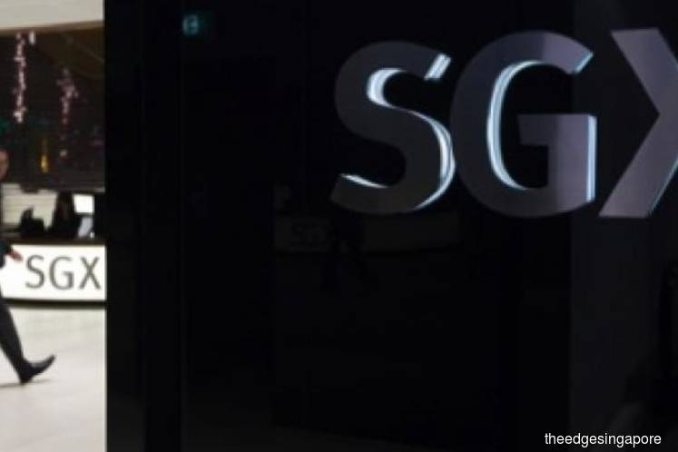 SGX market turnover up 24% on-year to S$26.7 bil in April