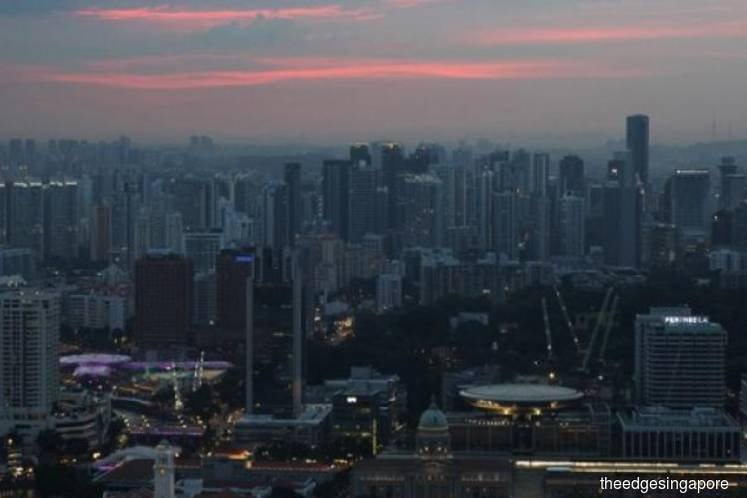 Singapore June private home sales down 20.2% from a year ago
