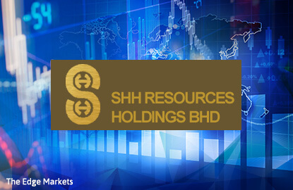Stock With Momentum: SHH Resources Holdings