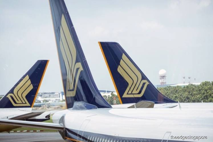 All SIA group airlines see improved passenger load factors, cargo load factor declines on lower traffic