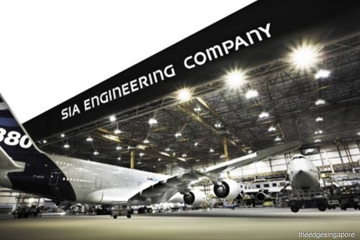 SIA Engineering Company wins 2021 Asia-Pacific MRO of the year award by Airline Economics magazine