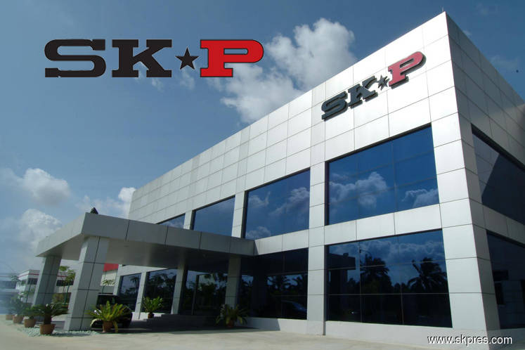 Robust job order flows expected for SKP Resources
