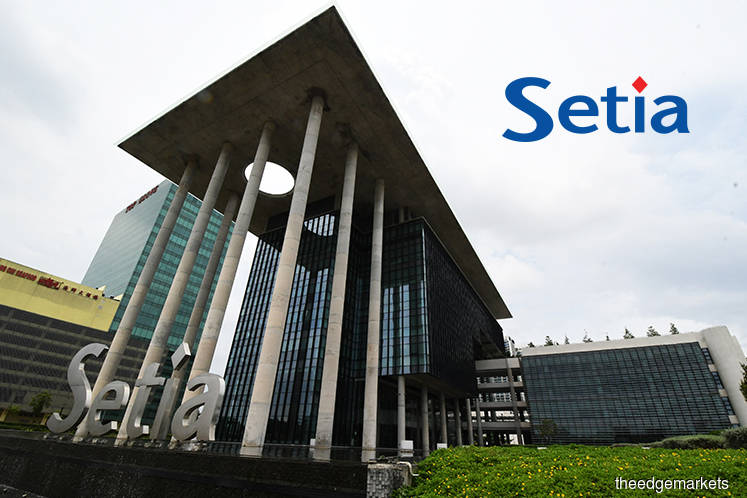 S P Setia 3Q net profit jumps 67% on higher property development revenue