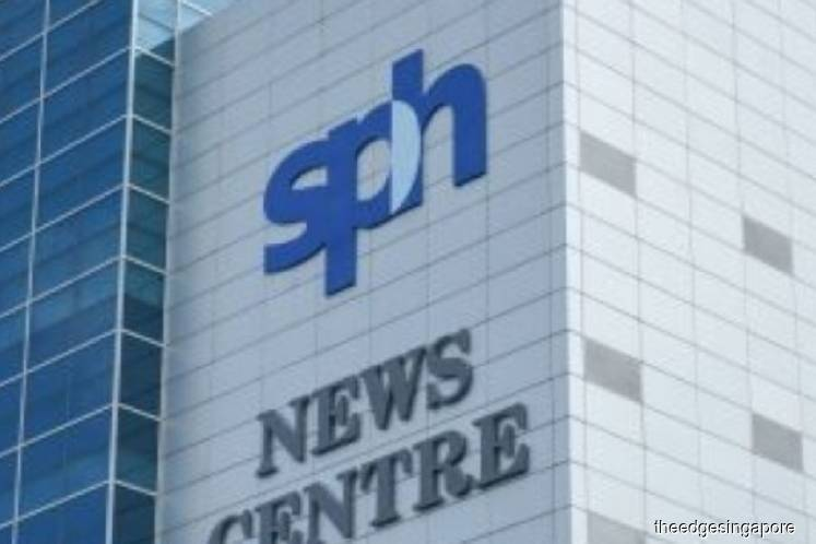 SPH posts 26% fall in 2Q earnings to S$29.7 mil on lower revenue, higher costs