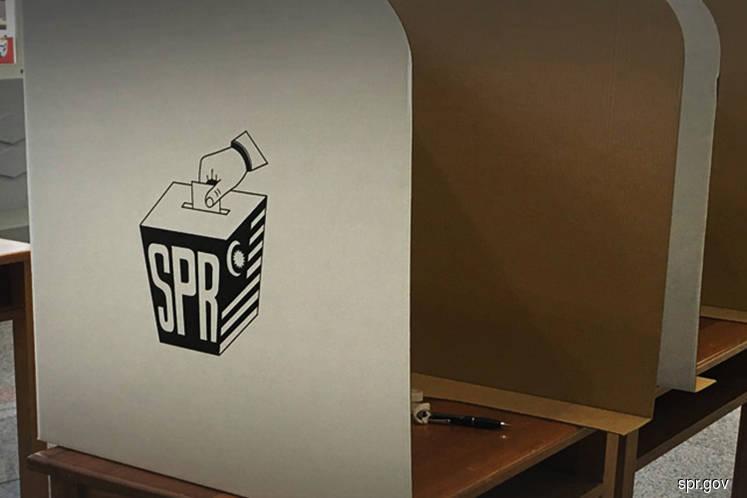 Go to the polls early, EC chair advises Sandakan voters