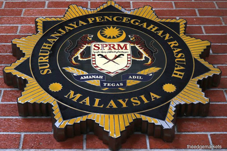 MACC says no arrest of Najib, just questioning