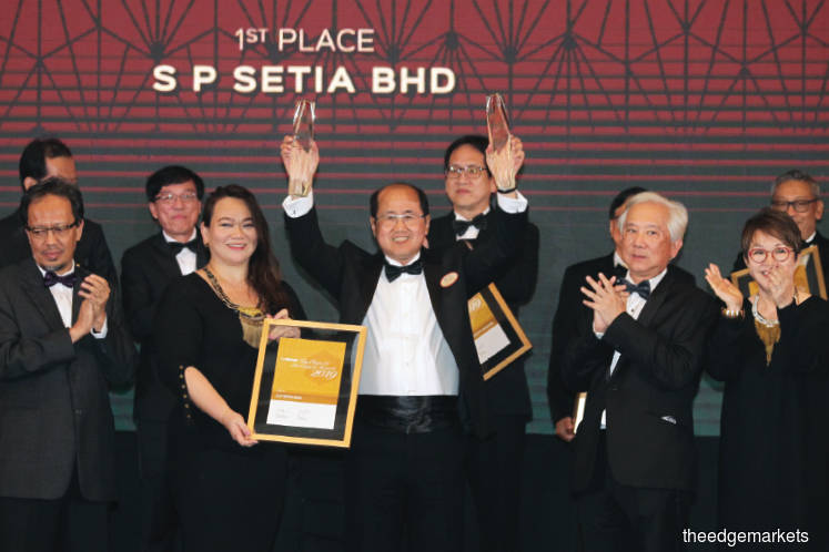 The Edge Malaysia Property Excellence Awards 2019: Recognising the best in property development