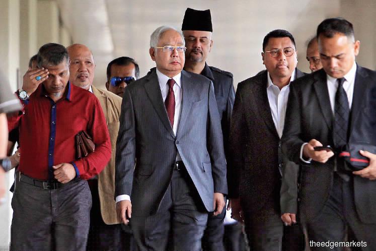 Najib's SRC Trial: Najib backtracks on earlier statements regarding contact with Jho Low