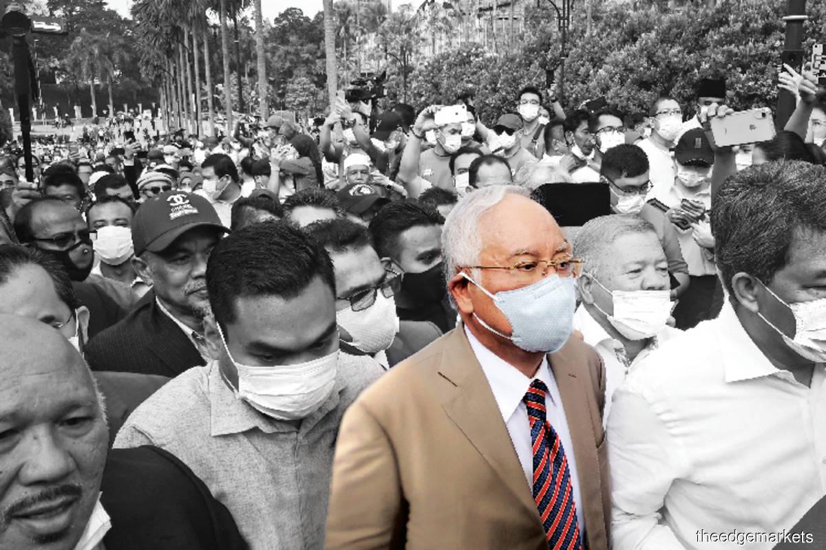 Special Report: Najib's SRC Trial: Nazlan's findings of guilt