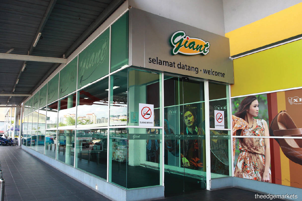 GCH Retail, which operates the Giant and Cold Storage outlets, has shut dozens of stores and reduced floor sizes at some locations