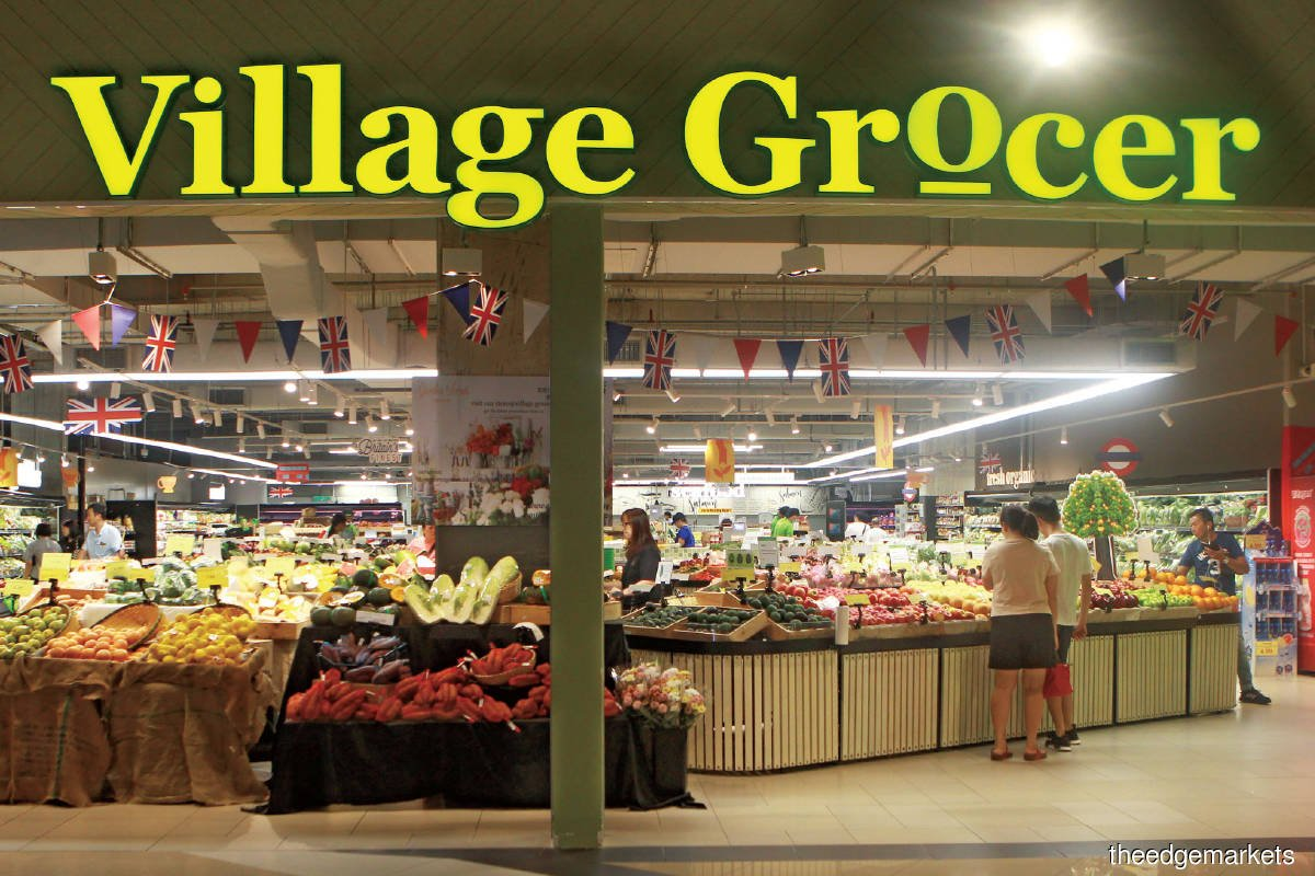Navis is asking banks to submit proposals on the potential divestment of The Food Purveyor, the vehicle that owns the Village Grocer (pictured) and Ben's Independent Grocer supermarkets, said the people. (Photo by Haris Hassan/The Edge)