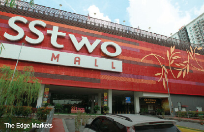 SStwo Mall up for sale