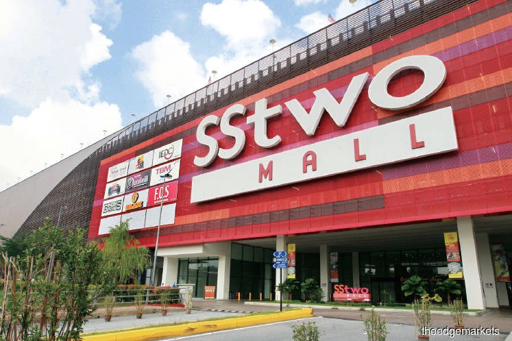 SStwo Mall permanently closed in March 2015 due to poor performance after operating for only 4½ years. <em>The Edge file photo</em>