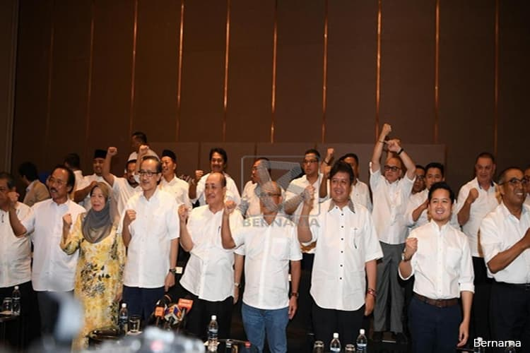 Sabah UMNO crippled as entire committee, almost all division chiefs quit