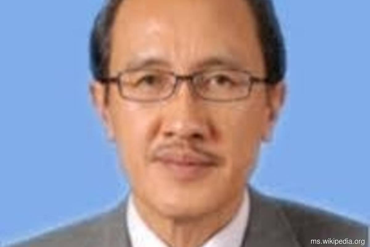 Sabah Local Government and Housing Minister Datuk Masidi Manjun