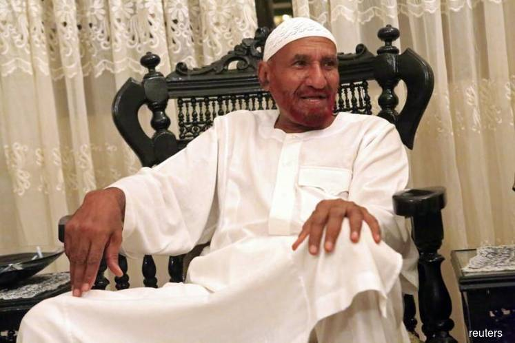 Sudan opposition leader refused entry to Egypt, says party