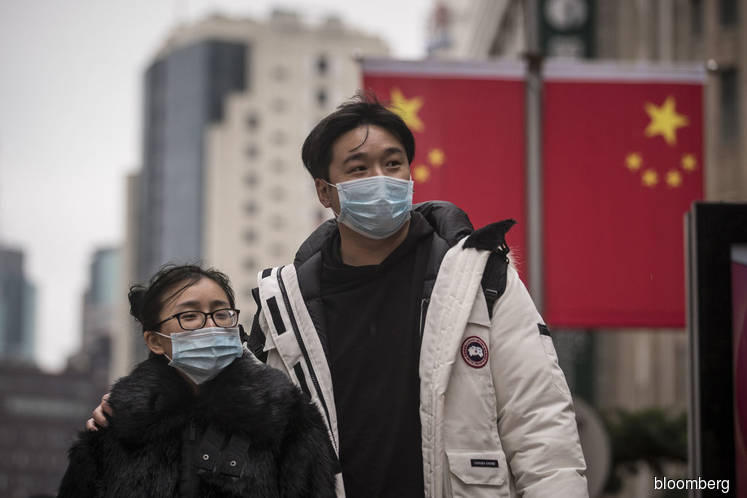 China cases pass 77,000; Korea spread fuels angst