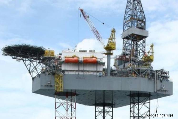 Keppel delivers second jack-up rig out of the 10 ordered by Borr Drilling