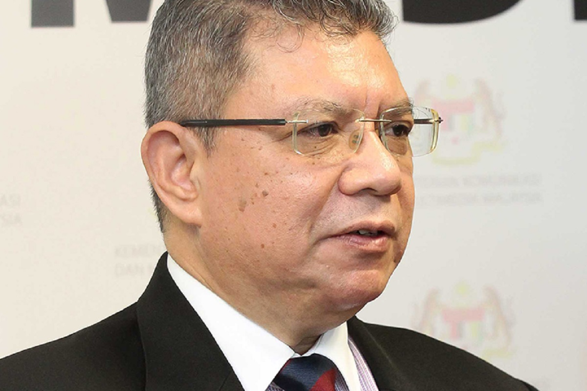Digitalisation has become pulse of country's economic, social development — Saifuddin Abdullah