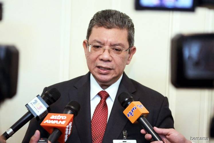 Saifuddin hopes US will remove Malaysia from 'K' list immediately