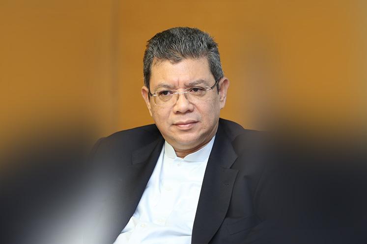 Malaysia's Communications and Multimedia Minister Datuk Saifuddin Abdullah (File photo by theedgemarkets)