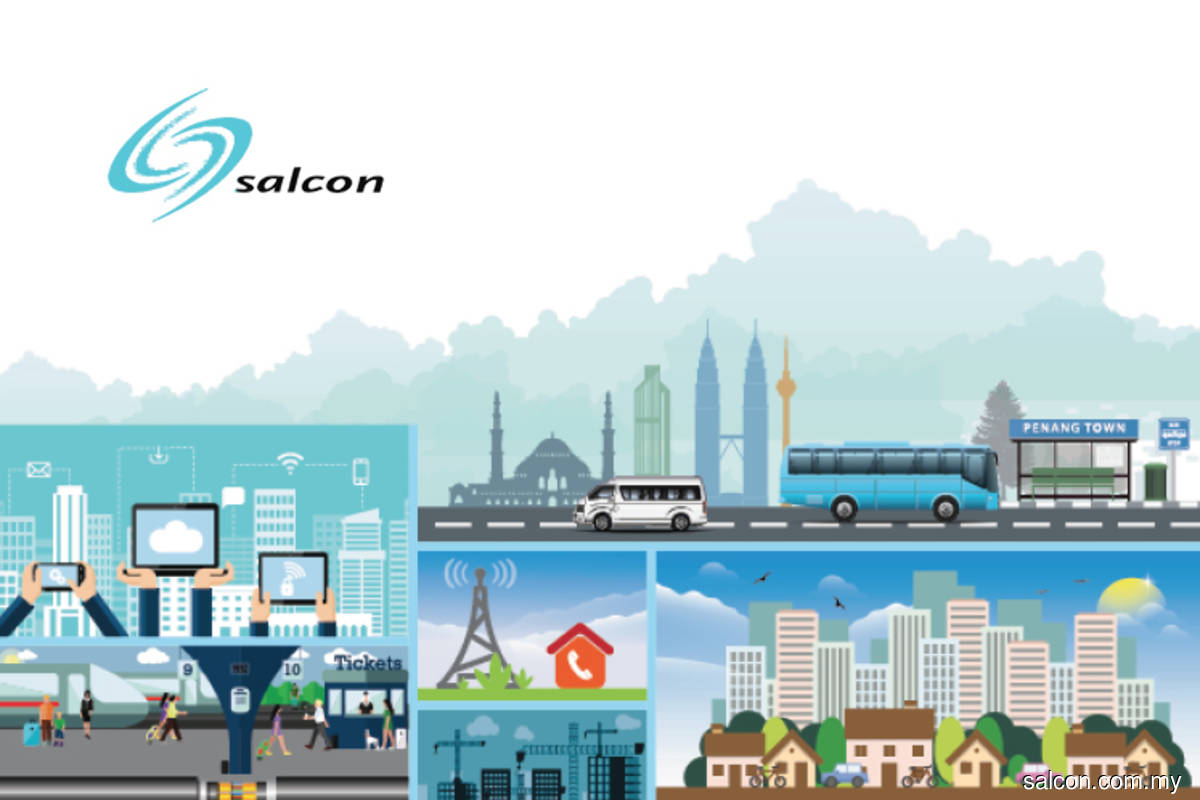 Salcon inks smart water systems JV with HK firm
