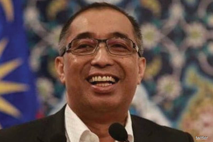Salleh cancels application to join PKR